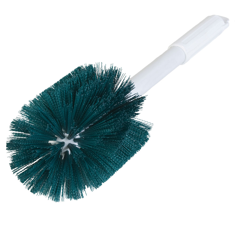 Green Multi-Purpose Valve Brush - 16