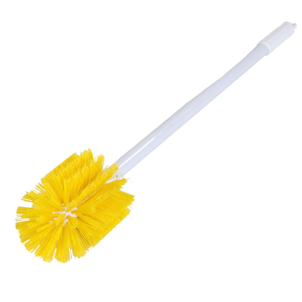 Yellow Multi-Purpose Valve Brush - 30