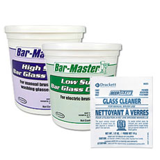Glassware Cleaners