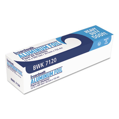 Heavy-Duty Aluminum Foil Roll - 500 ft.