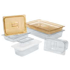Hot/Cold Food Pans & Covers