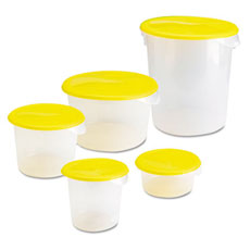 Storage Containers & Lids