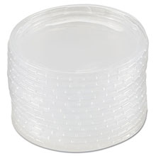Plug-Style Deli Container Lids, Clear - (10) 50 Containers WNAAPCTRLID