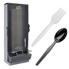 Plastic Cutlery Dispensers