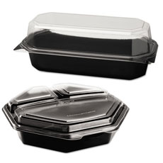 Food Containers Plastic & Lids