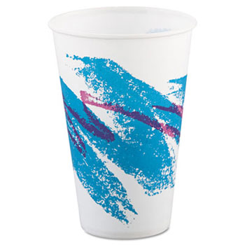 Solo Cups Jazz Waxed Paper Cups