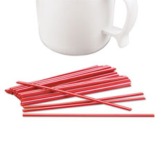 Straws, Toothpicks & Moist Towelettes