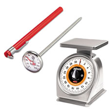 Food Scales and Thermometers
