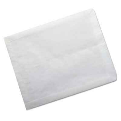 Wax Sandwich Bag, 6 x 1.10 x 7, White, 600/Case REY7950