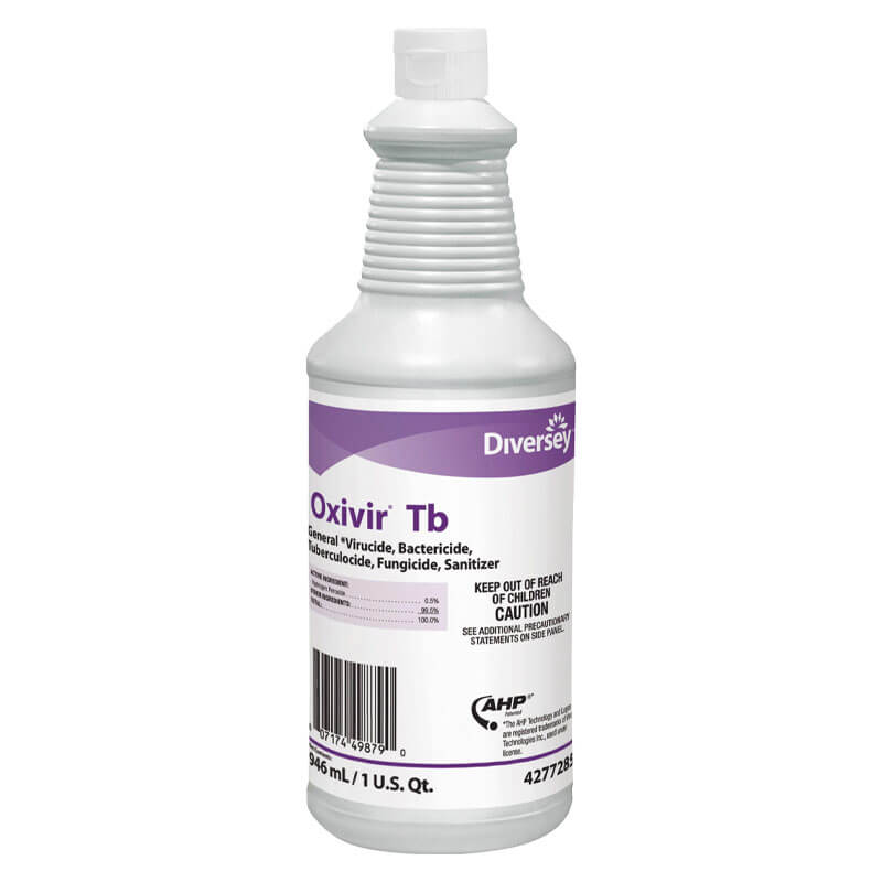 Oxivir Tb One-Step Disinfectant Cleaner