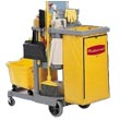Commercial Housekeeping & Janitorial Carts - Janitorial/Maintenance Supplies