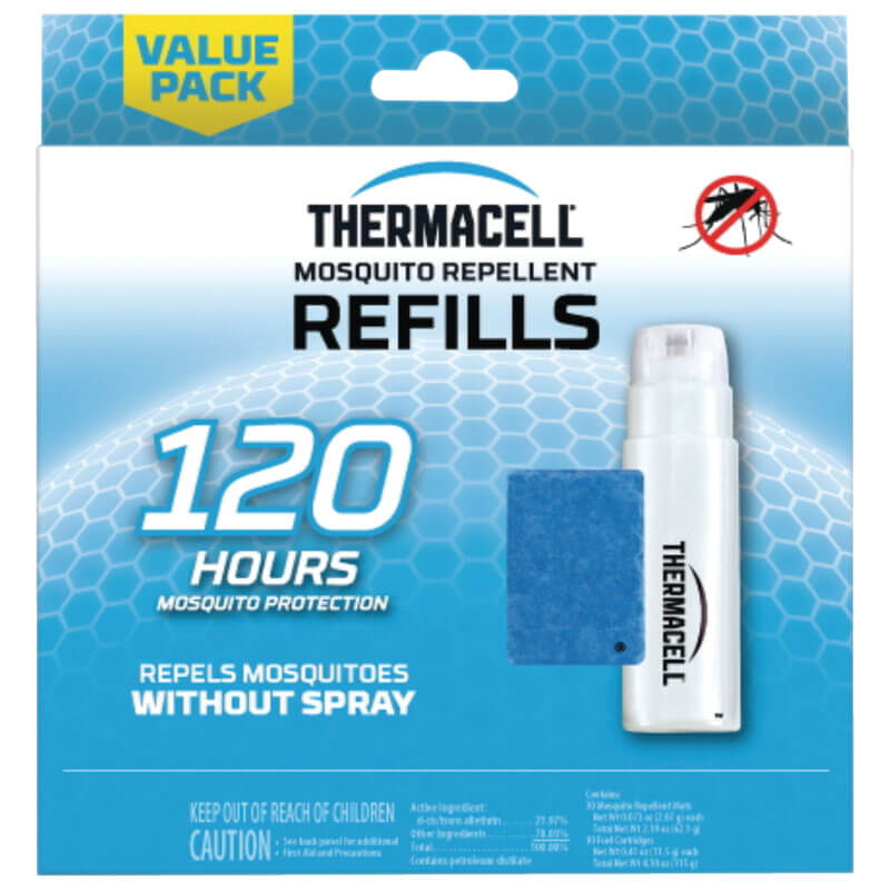 Thermacell Mega Pack Mosquito Repellent Refills - 10 Pack