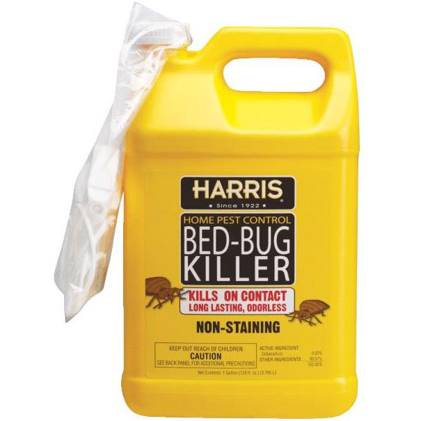 PF Harris HBB128 Home Pest Control Lice Bed Bug Killer 4