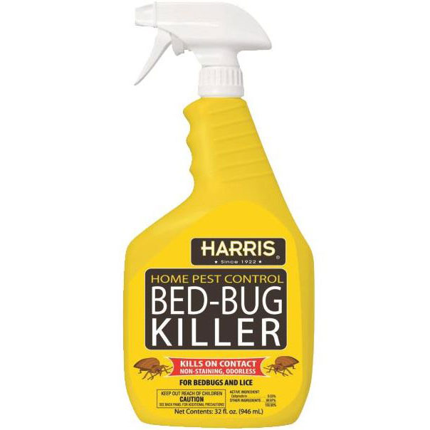 harris bed bug killer - unoclean