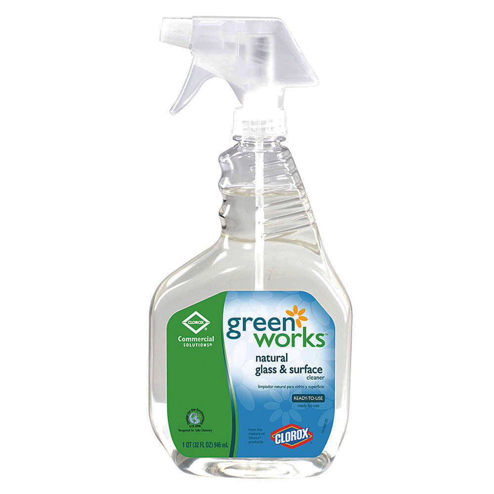 Green Works Glass Surface Cleaner