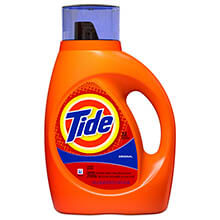 2X Ultra Tide Liquid Laundry Detergent
