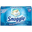Snuggle Fabric Softener Sheets, Fresh Scent - (6) 120 Sheets DRKCB451156
