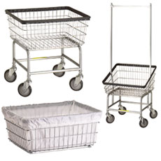 Laundry Carts & Accessories