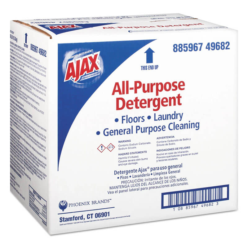 Ajax Low Foam All-Purpose Laundry Detergent