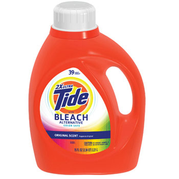 Tide Laundry Detergent w/ Bleach
