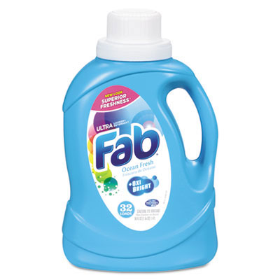 Fab Ultra 2X Laundry Detergent