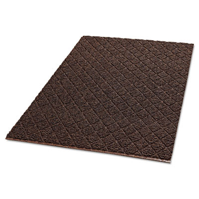 Diamond-Deluxe Duet Vinyl-Loop Floor Mat - 36