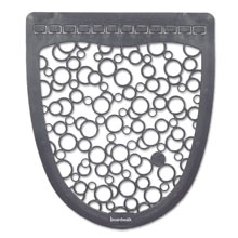Gray Rubber Urinal Mat 2.0