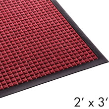 2' x 3' WaterGuard Heavy-Duty Entrance Floor Mat