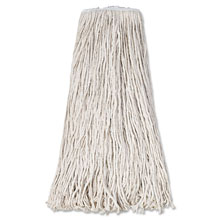 Premium Cotton Wet Mop Head - (12) 32 oz. Heads BWK232C