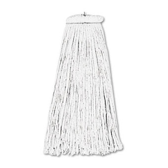 Boardwalk Cut-End Lie-Flat Rayon Wet Mop Head - 16 oz.