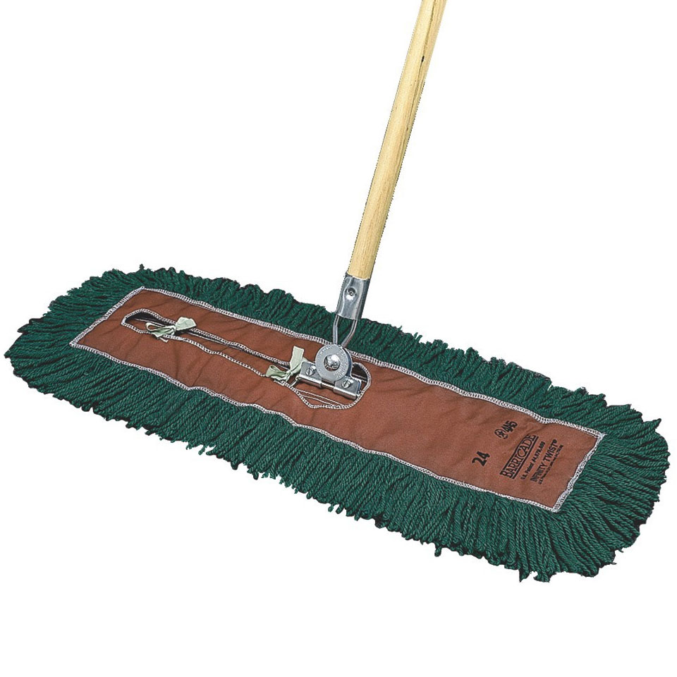 Barricade Antimicrobial Dust Mop