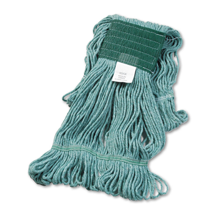 Super Loop Head - Green Yarn - Medium