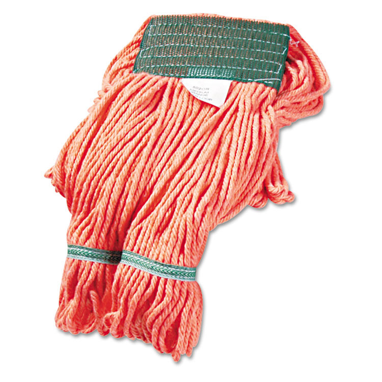 Super Loop Head - Orange Yarn - Medium
