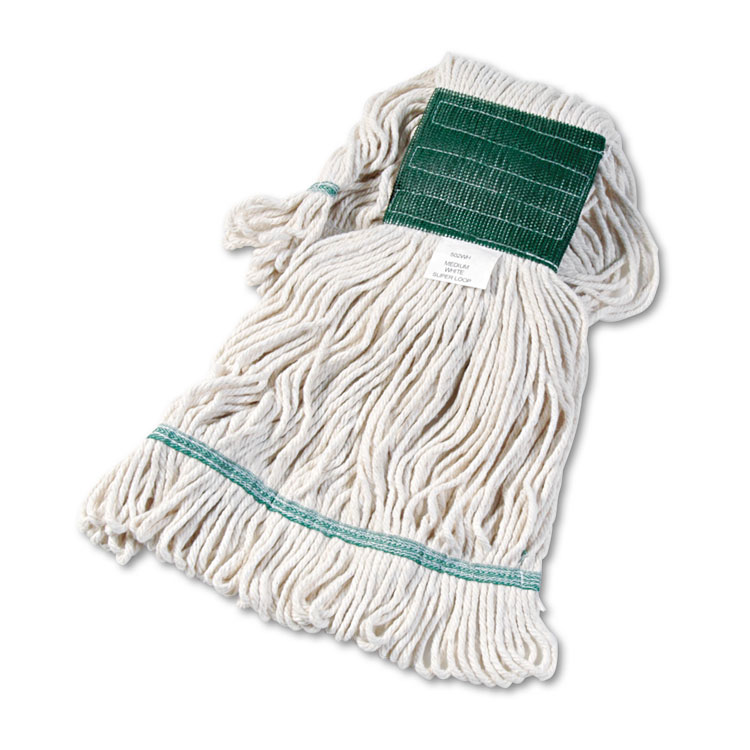 Super Loop Head - White Yarn - Medium