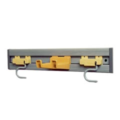 Rubbermaid Commercial Closet Organizer/Tool Holder - 18