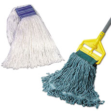 Wet Mop Heads by Rubbermaid Commercial