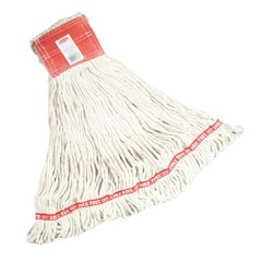 Rubbermaid [A153-06] Web Foot® Cotton/Synthetic Blend Wet Mop - 5