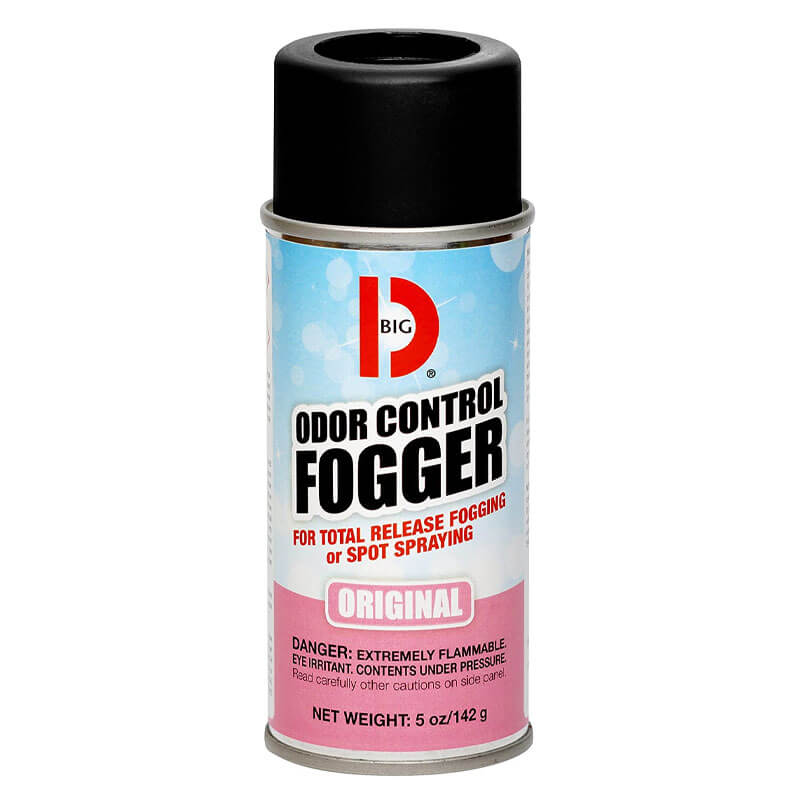 Big D Industries Odor Control Fogger Air Freshener Aerosol Can