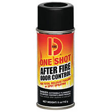 Big D Industries Fire D One Shot After-Fire Air Freshener - (12) 5-oz. Aerosol Cans BGD202