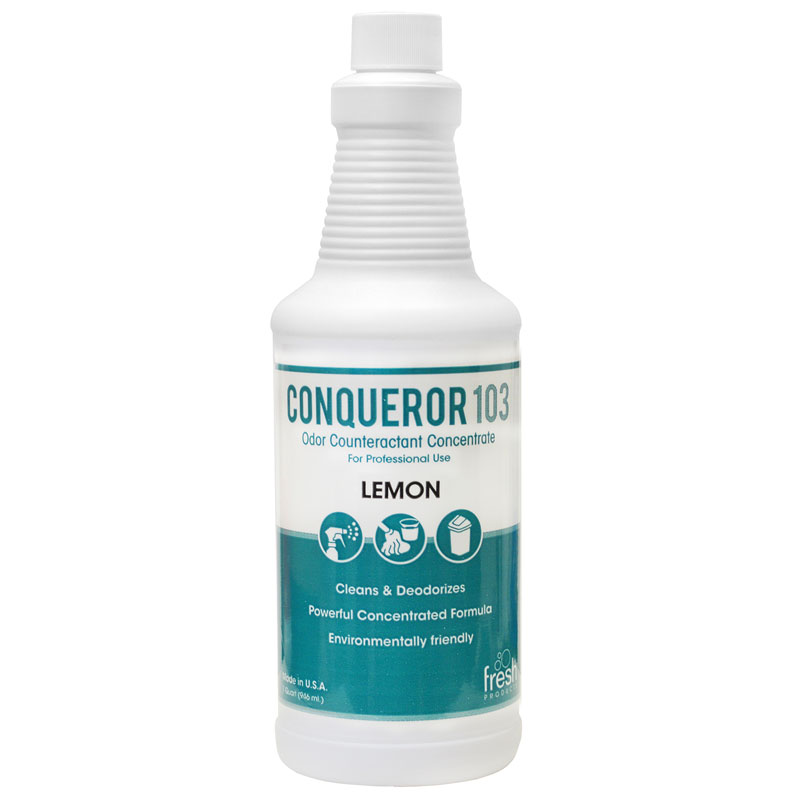 Conqueror 103 Odor Counteractant Concentrate - Lemon