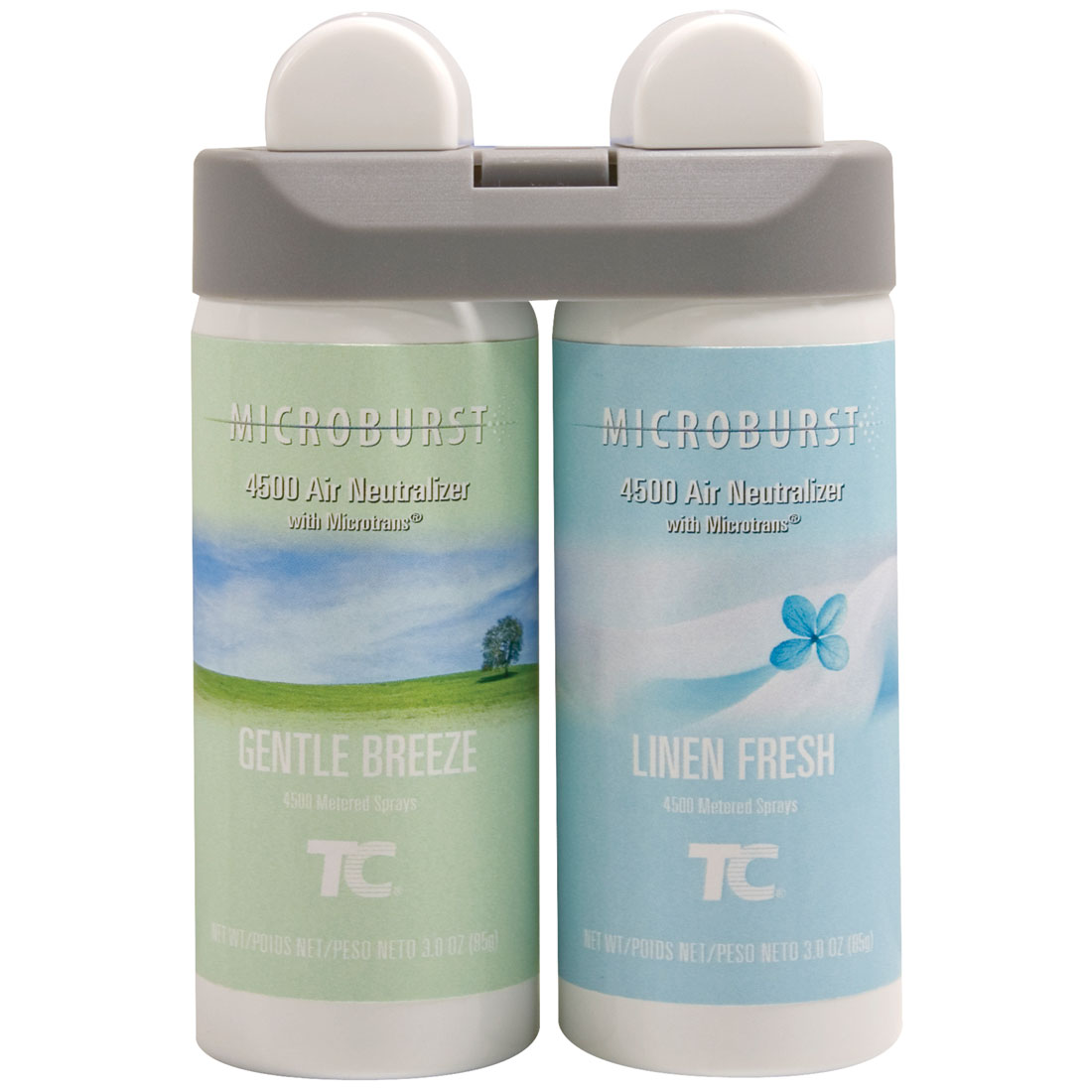 Microburst Duet Gentle Breeze/Linen Fresh