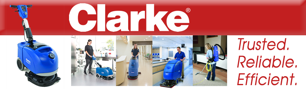 Clarke Floor Machines Unoclean