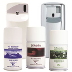 AutoFresh Aerosol Dispensers