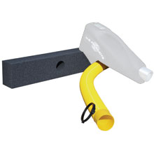 Hose & Foam Kit Attachment for Ozone Oasis Plus Machine