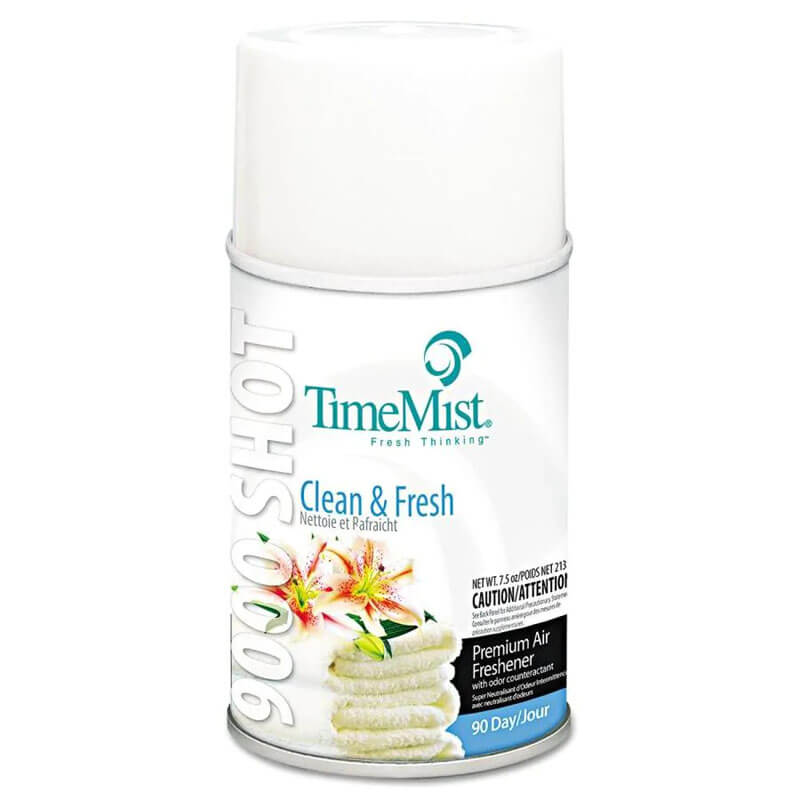 TimeMist 9000 Clean & Fresh Air Freshener