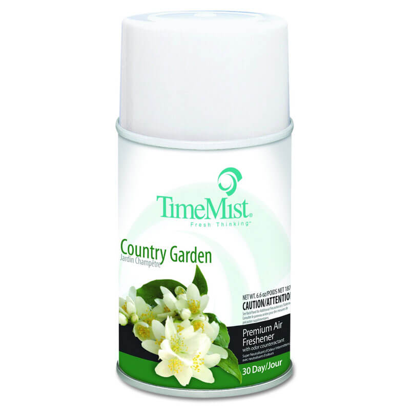 Premium Metered Aerosol Air Freshener 30-Day Refill - Country Garden
