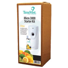 3000 Shot Micro Starter Kit - Citrus - White/Gray TMS32-6308TMCA