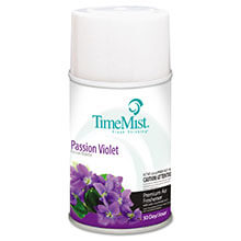 Premium Metered Aerosol Air Freshener 30-Day Refill - Passion Violet