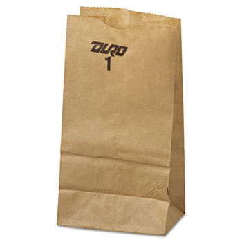 General Grocery Paper Bag, 30-Pound Base Weight, Brown Kraft