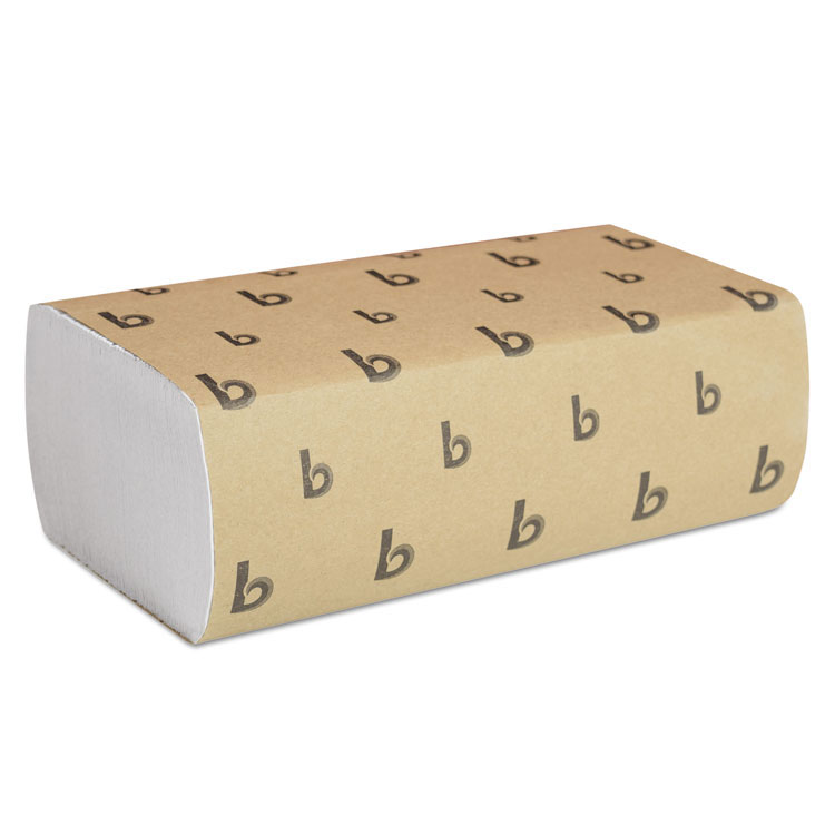 White Multifold Paper Towels - 9